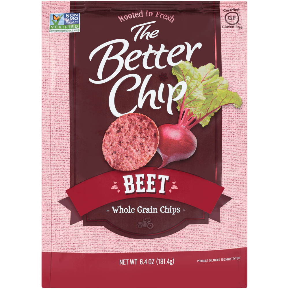 Beet Whole Gain Chips