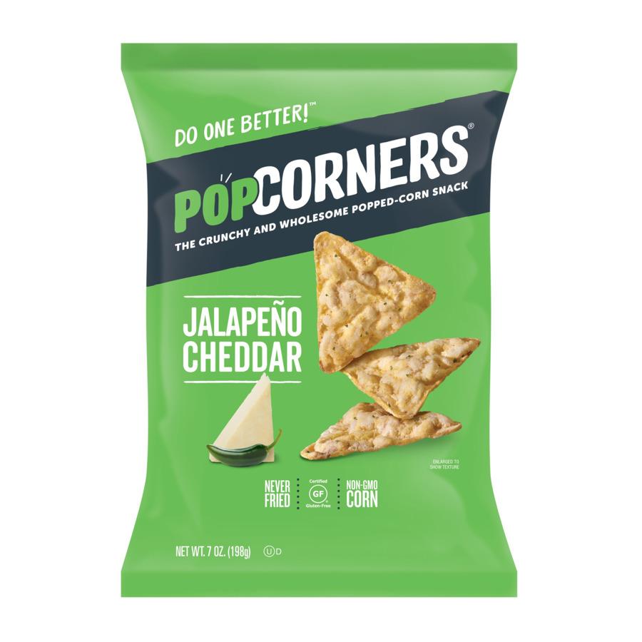 Popcorners Smoking Jalapeno White Cheddar