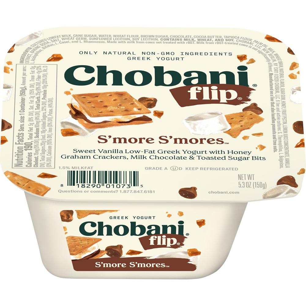 Chobani Flip S'Mores