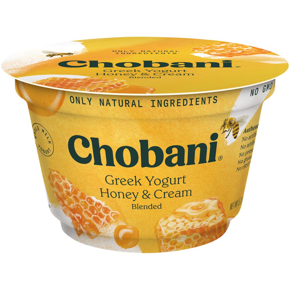Chobani Greek Yogurt Honey