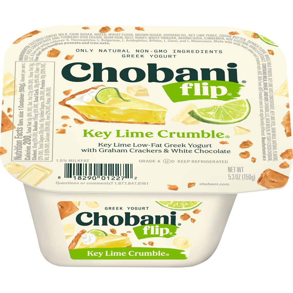 Chobani Flip Key Lime Crumble