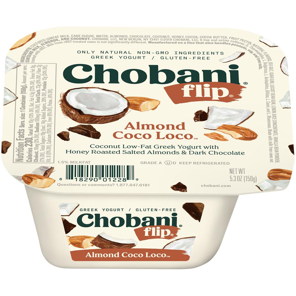 Chobani Flip Almond Coco Loco