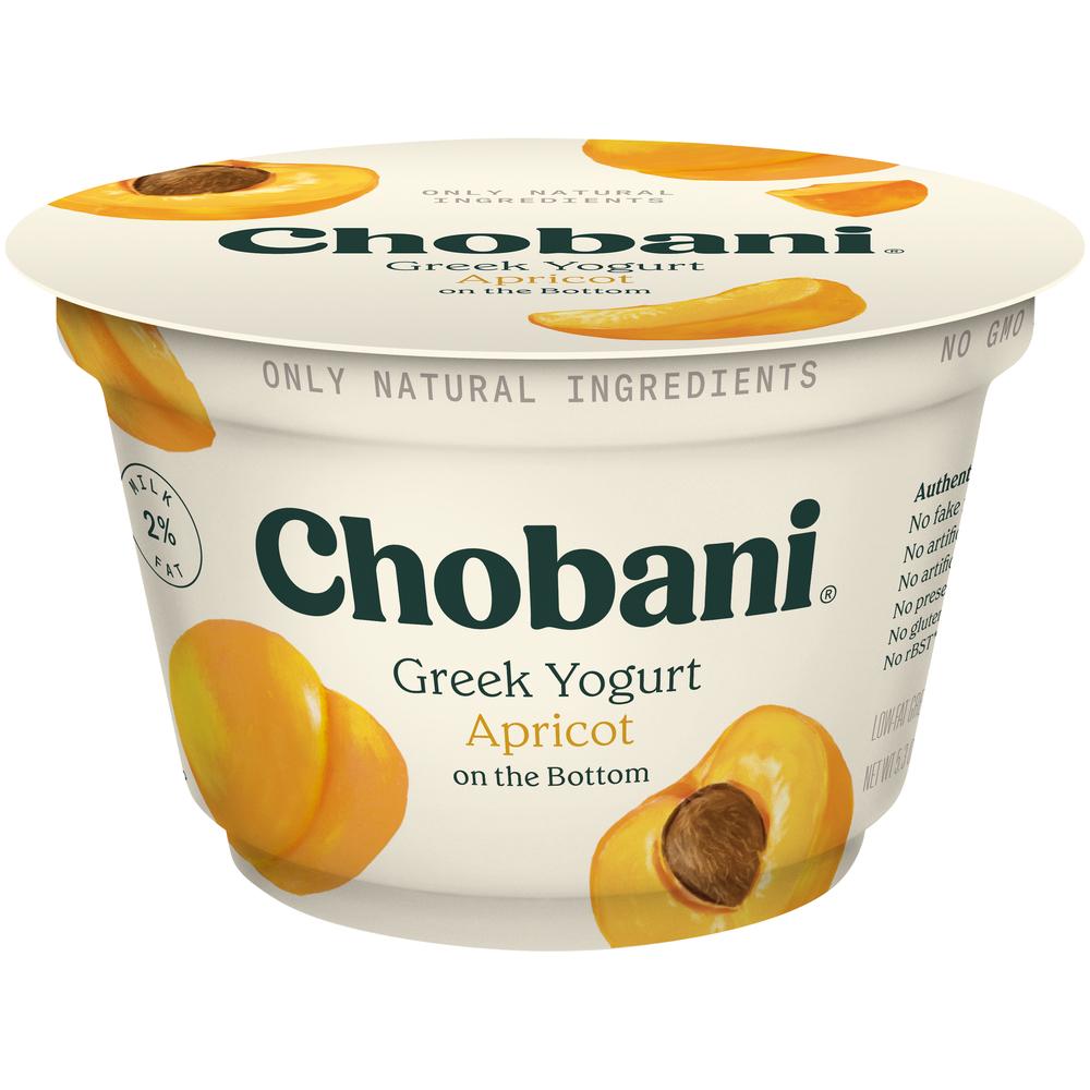 Chobani Apricot