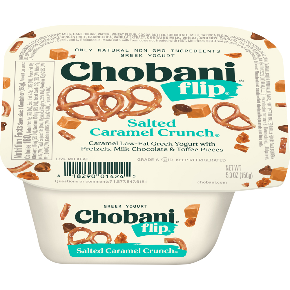 Chobani Flip Salted Caramel