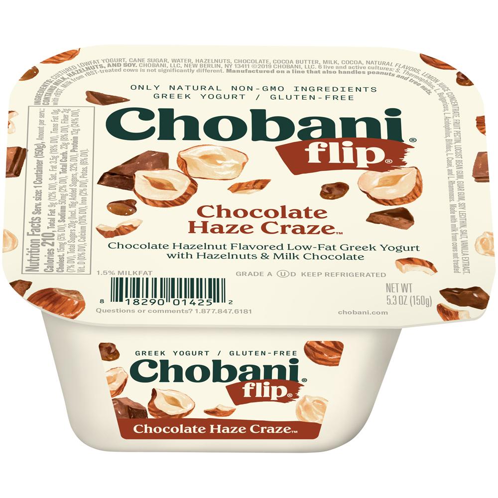 Chobani Greek Yogurt Chocolate