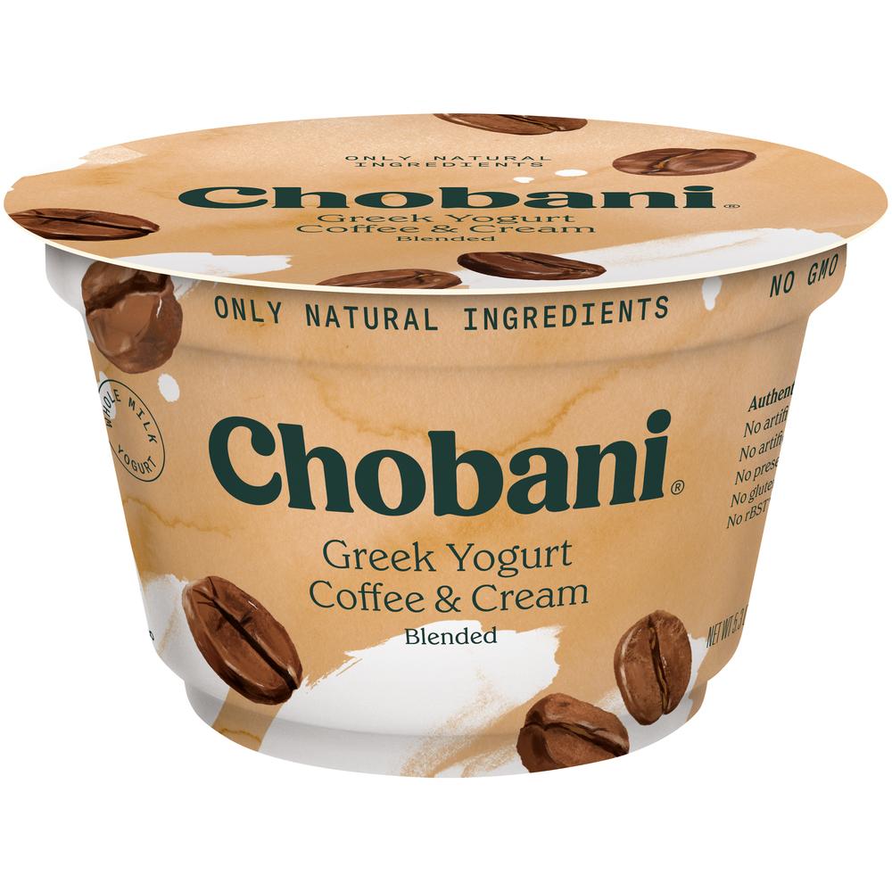 Chobani Coffee Greek Yogurt