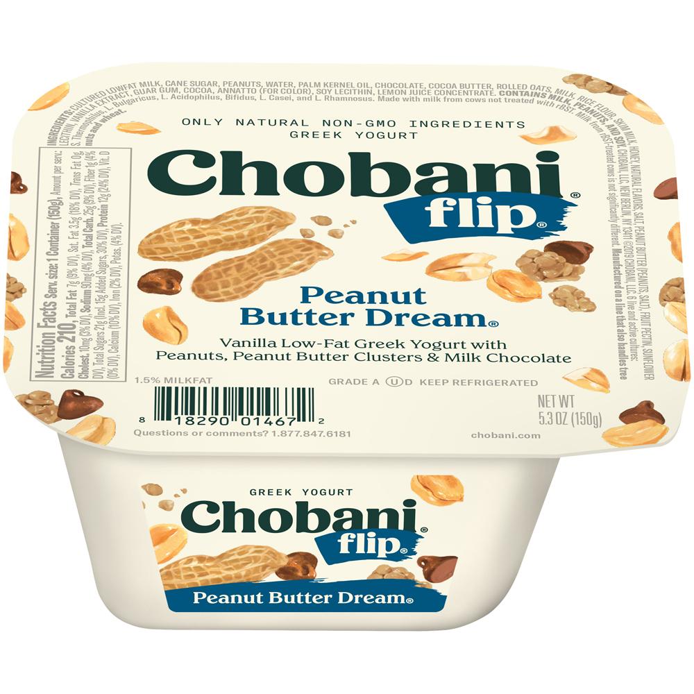 Chobani Flip Peanut Butter