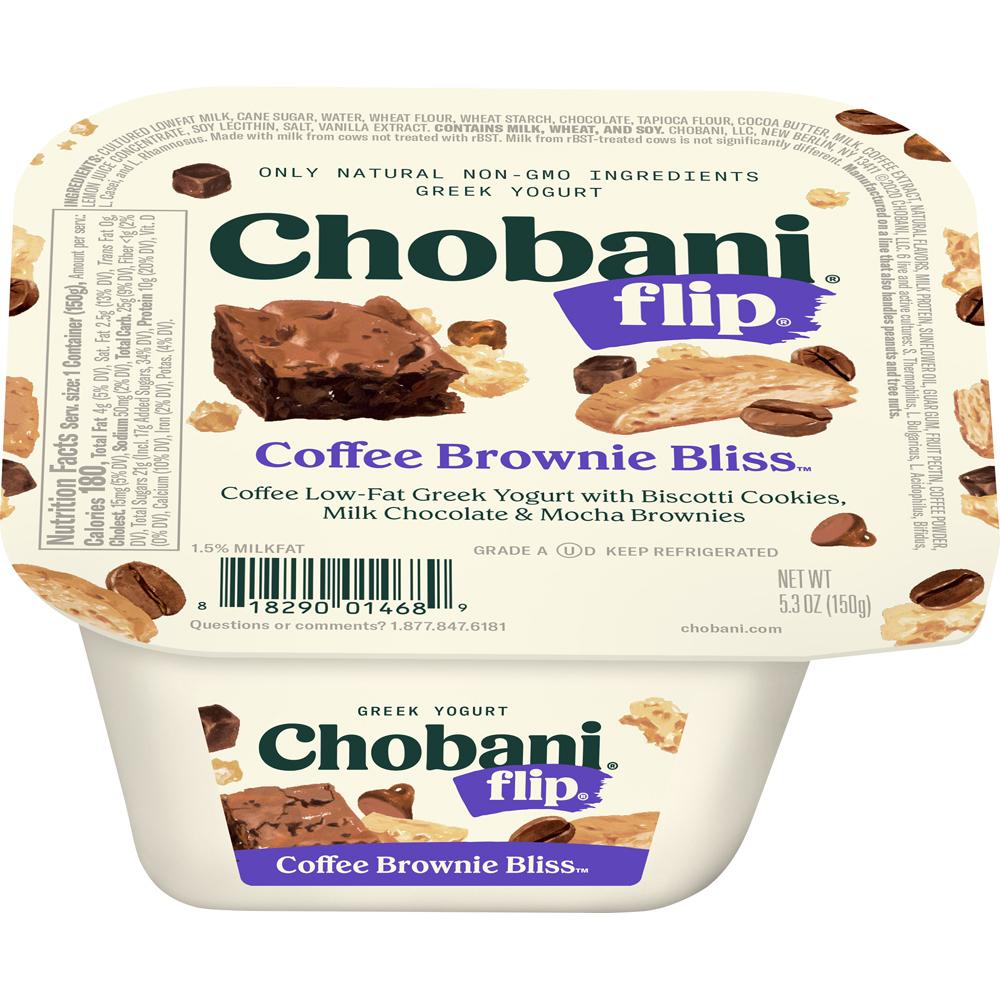 Chobani Greek Yogurt Coffee