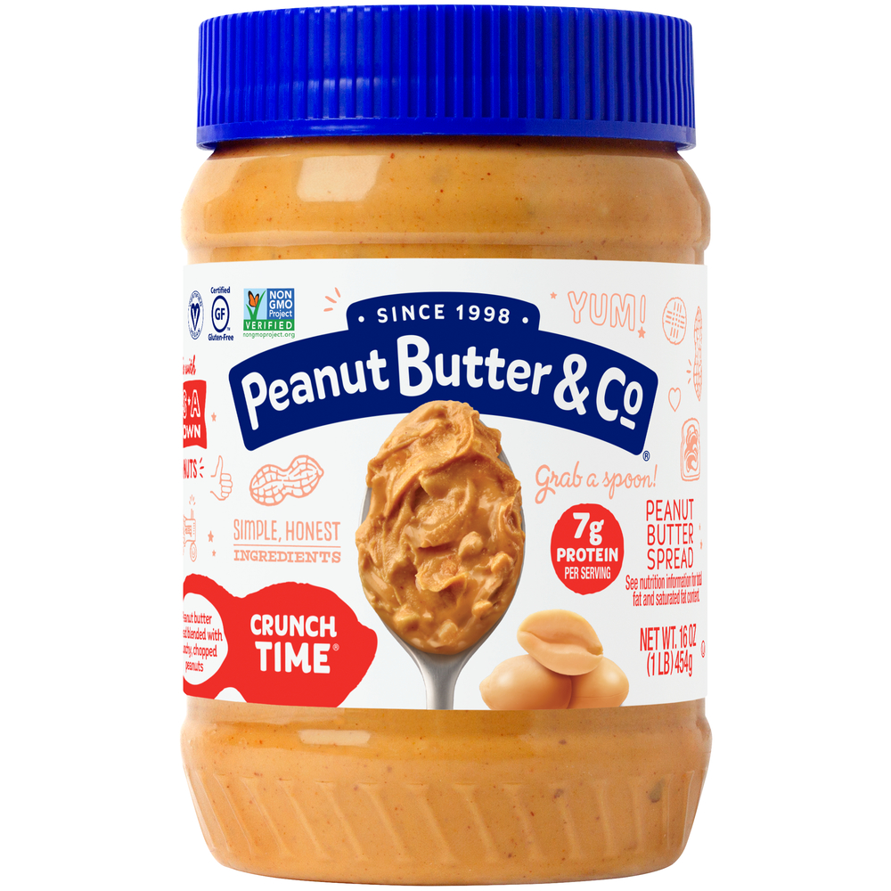 Peanut Butter Co. Crunch Time