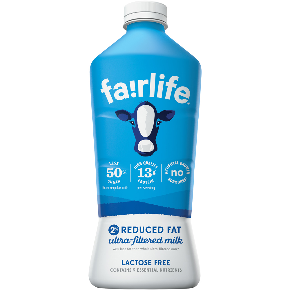 Fair Life 2% Reduced Fat Milk