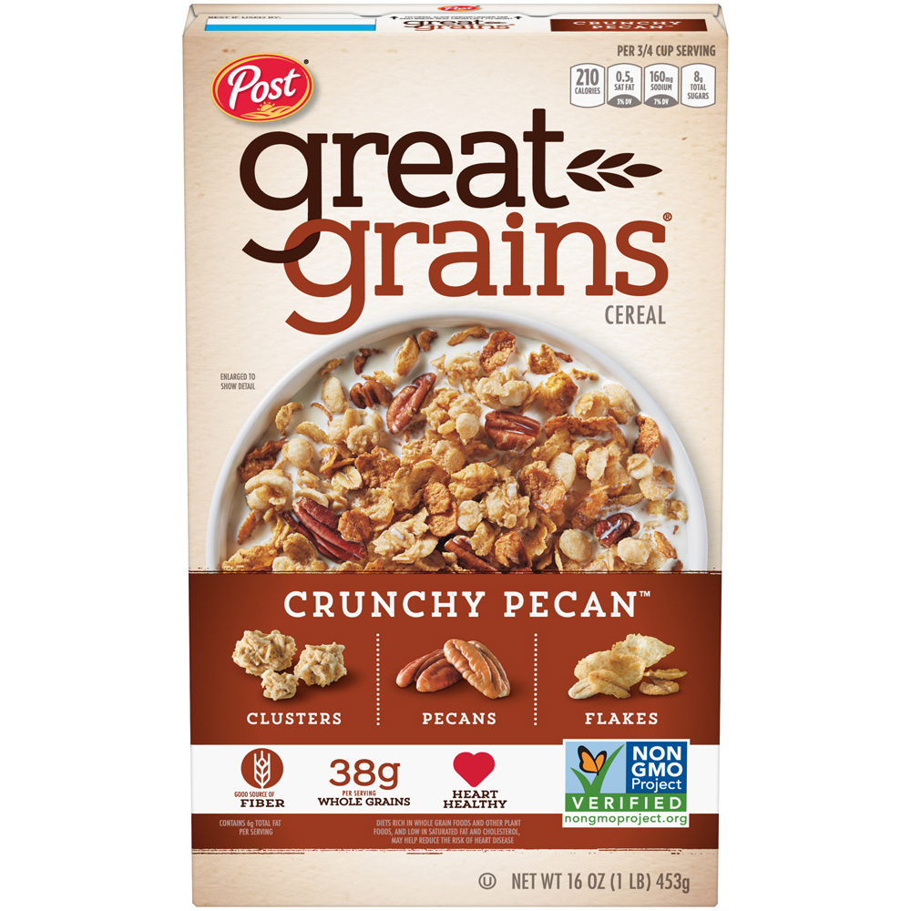 Great Gains Crunchy Pecans