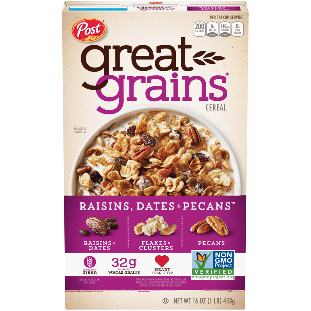Great Gains Cereal