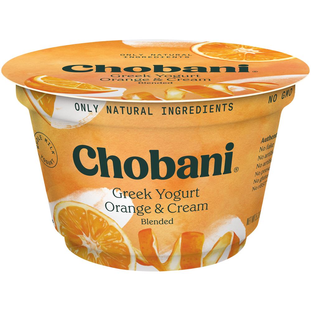 Chobani Pom Yogurt