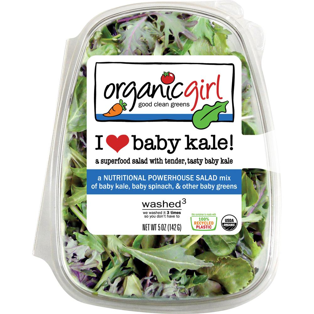 Organic Girl Salad